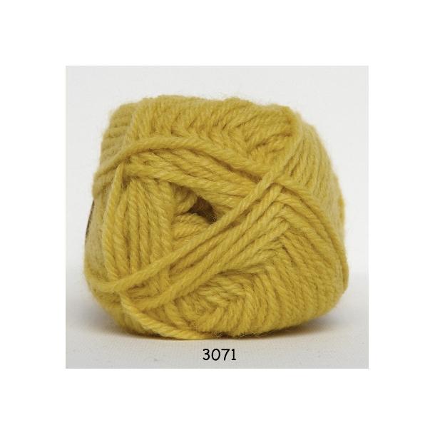 DE CO  gulgrøn        fv 3071