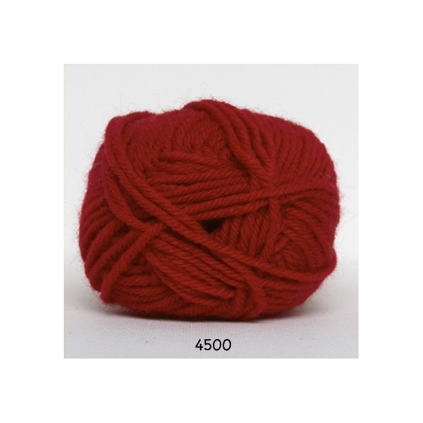 DE CO  rød            fv 4500