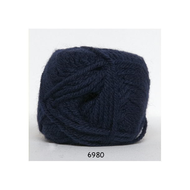 DE CO  marineblå      fv 6980