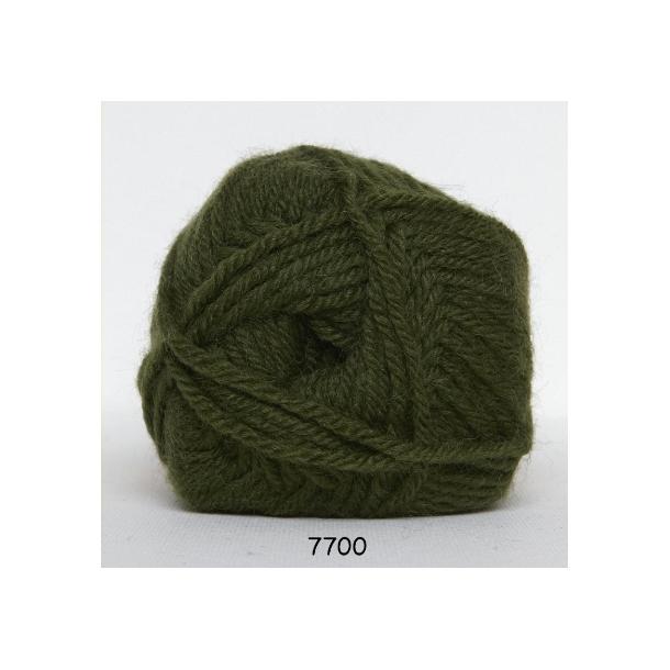 DE CO  jægergrøn      fv 7700
