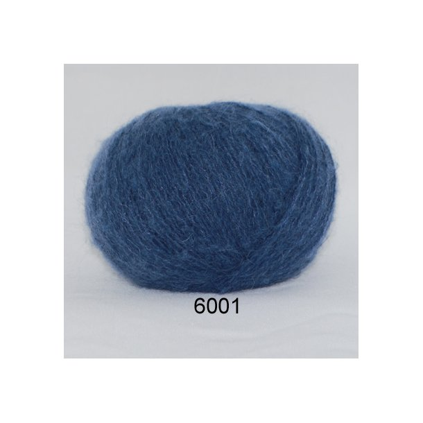 Hjerte Light Mohair Wool  fv 6001