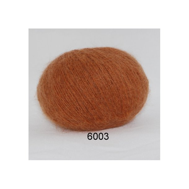 Hjerte Light Mohair Wool  fv 6003