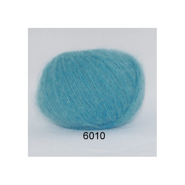 Hjerte Light Mohair Wool  fv 6010