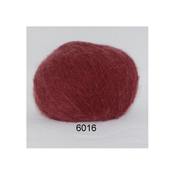 Hjerte Light Mohair Wool  fv 6016