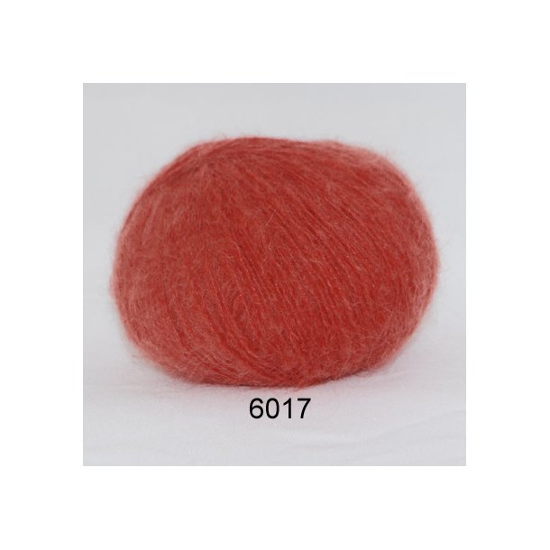 Hjerte Light Mohair Wool  fv 6017
