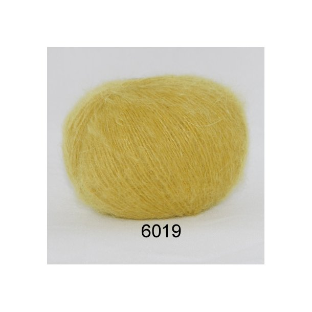Hjerte Light Mohair Wool  fv 6019