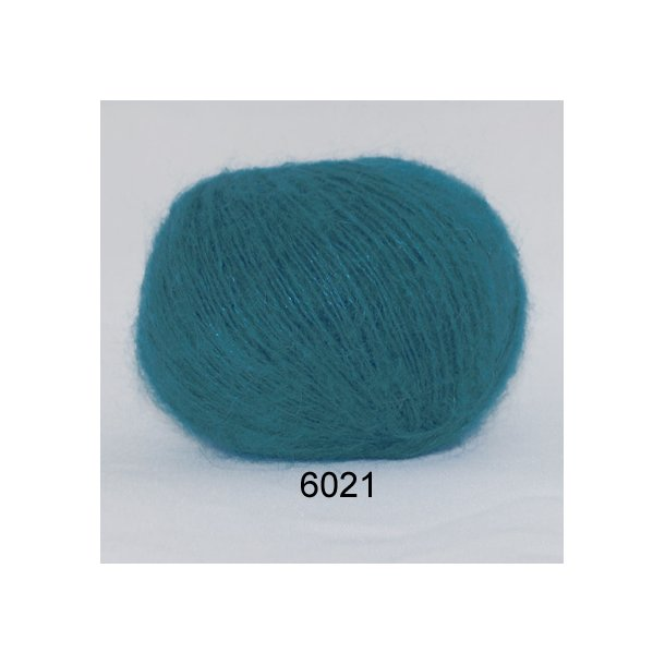 Hjerte Light Mohair Wool  fv 6021