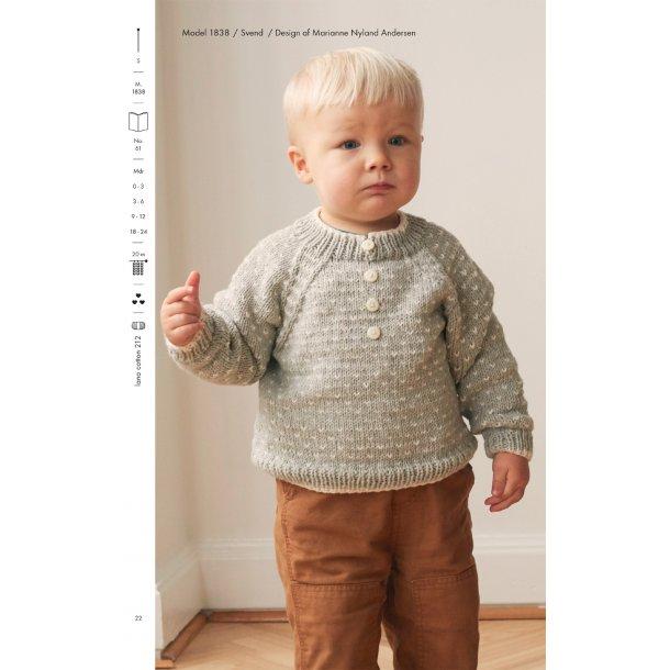 Model 1838 Svend Baby 61