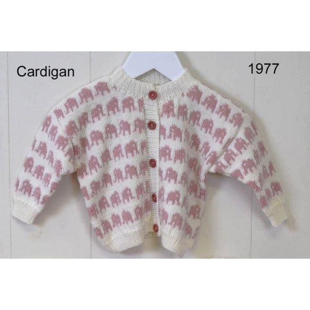 Model 1977 Cardigan
