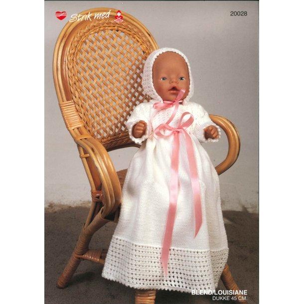 Opskrift Babyborn   nr 20028