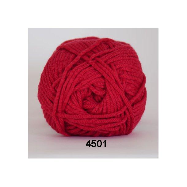Cotton  8/8       fv. 4501