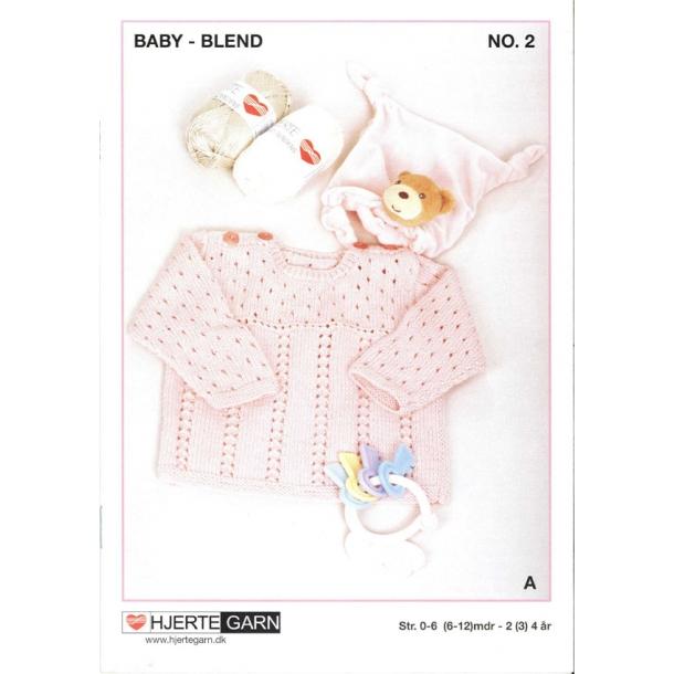 Baby Blend hæfte     nr 2