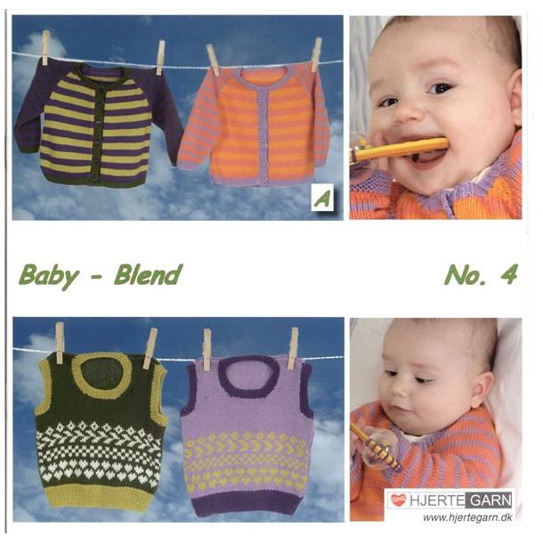 Baby blend            No 4
