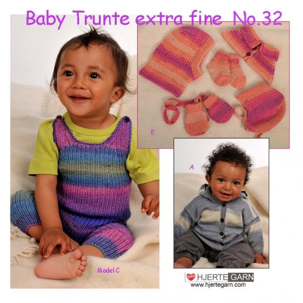 Babyhæfte nr. 32