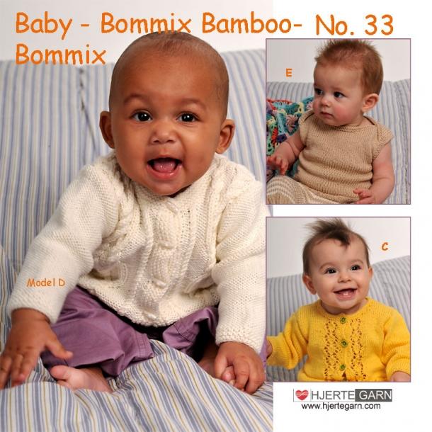 Babyhæfte nr. 33