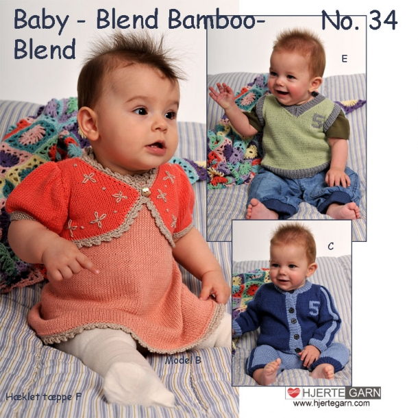 Babyhæfte nr. 34