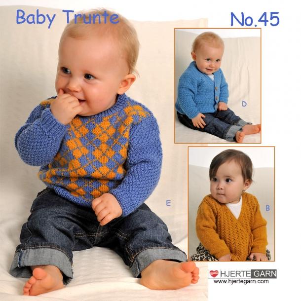 Babyhæfte nr. 45