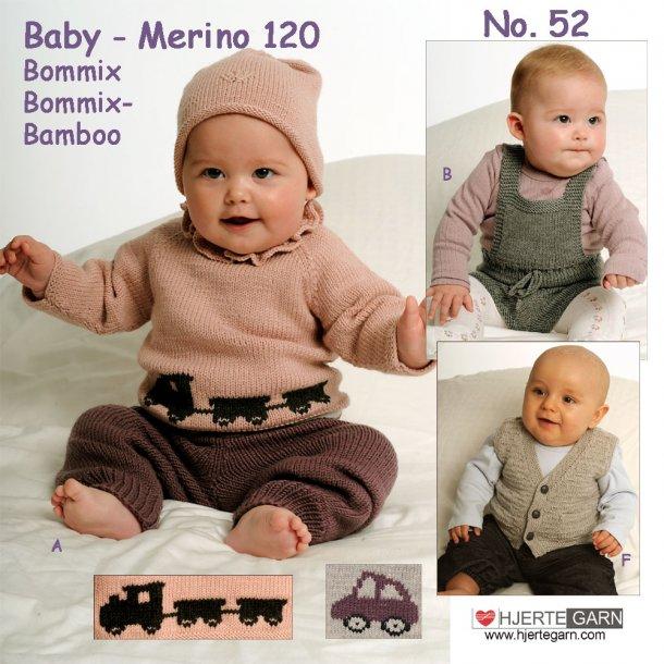 Babyhæfte nr.   52