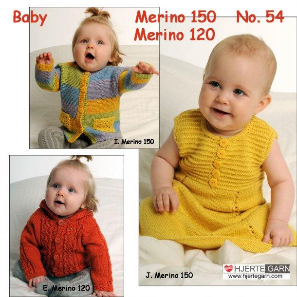 Babyhæfte nr.   54
